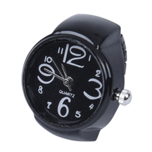 Arabic Number Quartz Men Pocket Finger Ring Watch 0.87″ HOT