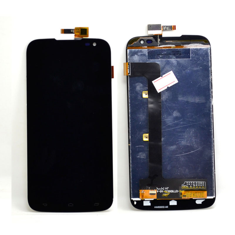ФОТО 100% Guarantee For Blu STUDIO 6.0 HD D650 D650A Lcd Display Screen with Touch Screen Digitizer Assembly