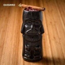OUSSIRRRO Star Wars кружка R2D2 Дарт Вейдер 3D чашка для кофе и напитков высокотемпературное производство керамики