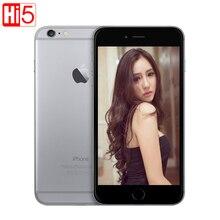 "Original Unlocked Apple iPhone 6 Plus 5.5 Mobile Phone 16G/64GB/128GB ROM Dual Core IOS 8MP Camera 1080P 4K video LTE Cellphone"""