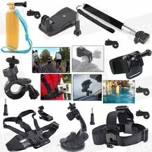 JACQUELINE for Kit Accessories Holder for Sony Action Cam AS20 AS200V AS15 FDR-X1000V W 4K HDR-AS30V HDR-AS100V HDR-AZ1 Mini