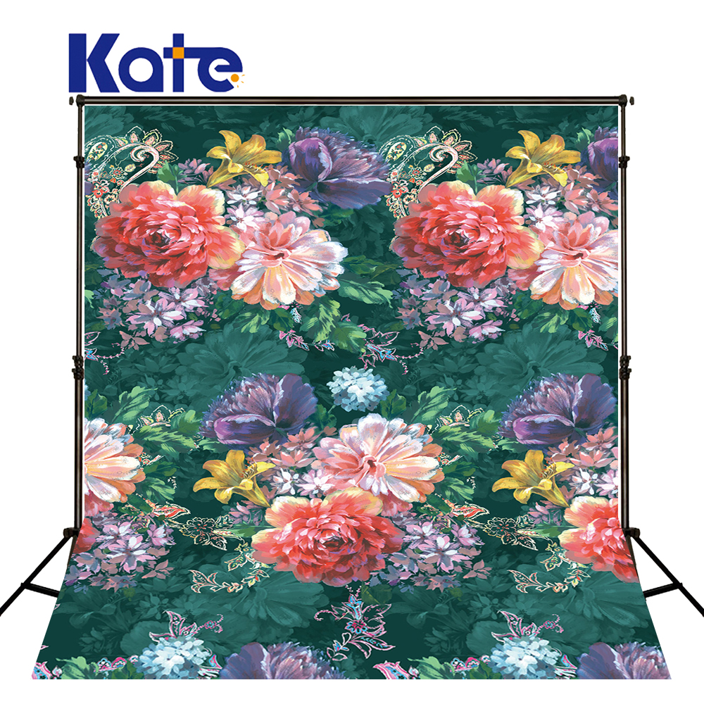 Bokeh Flowers Wedding: 5x7ft Kate Flower Wall Wedding Floral Backdrop Bokeh