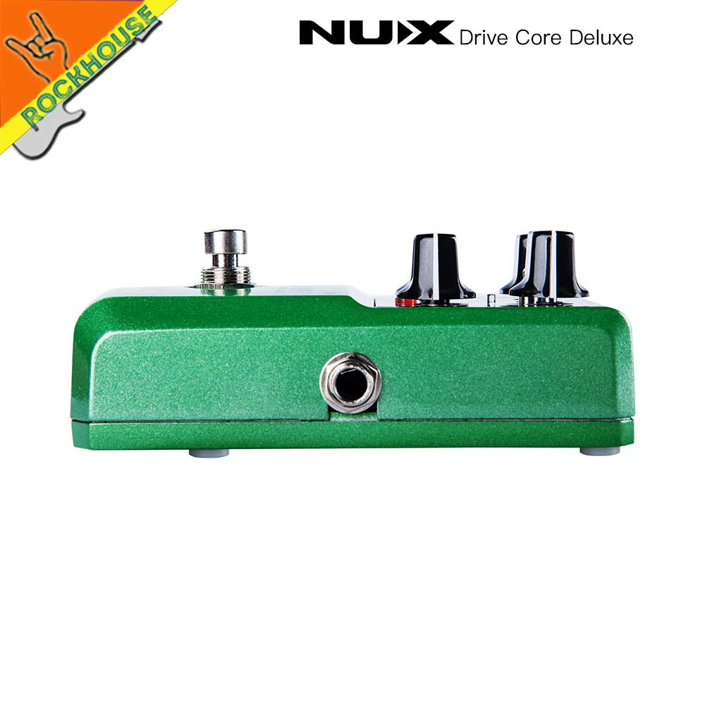 NUX Drive Core Deluxe Upgrade overdrive gitaar effect pedaal high - Muziekinstrumenten - Foto 4