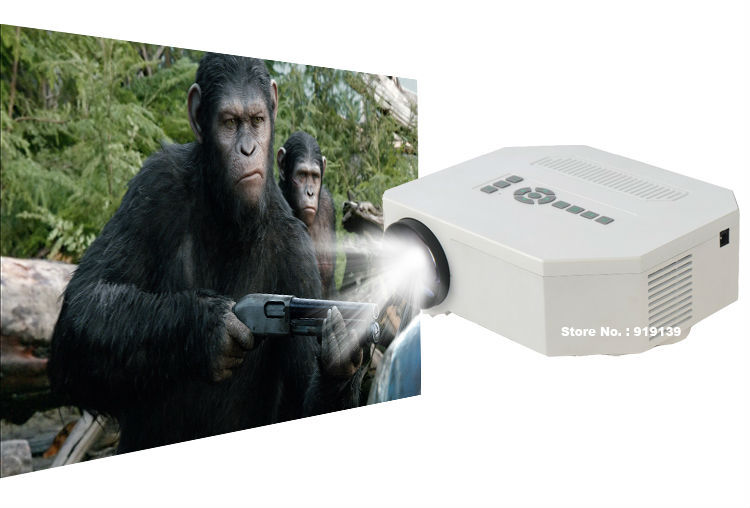 New Art 30 mini projector pic 25