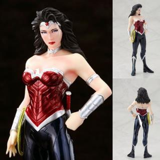 NEW hot 18cm Justice League Wonder Woman Action figure toys collection doll Christmas gift with box new hot 23cm the frost archer ashe vayne action figure toys collection doll christmas gift with box
