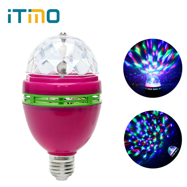 Aliexpress buy itimo colorful e27 led magic ball lamp dj club itimo colorful e27 led magic ball lamp dj club disco light commercial lighting auto rotating stage aloadofball Images