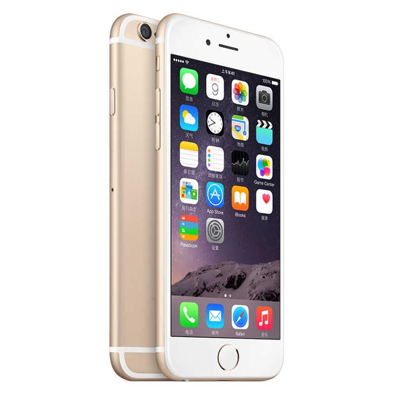 Sử Dụng Điện Thoại iPhone 6 S 2 GB De Ram 16GB Rom Teléfono Celular IOS A9 2 Nhân 12MP cámara IPS LTE Teléfono Inteligente