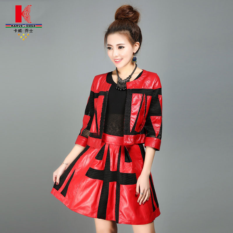 Ladies Clothes Black Pinstripe Red Business Separates Ladies Styles Best On Sale Leisure Two Piece Short Dress Suits For Women