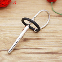 2015 Rushed Direct Selling Penis Plug Nail Tools Urethral Plugs Cock Probe Vibrating Sound Penis Insert