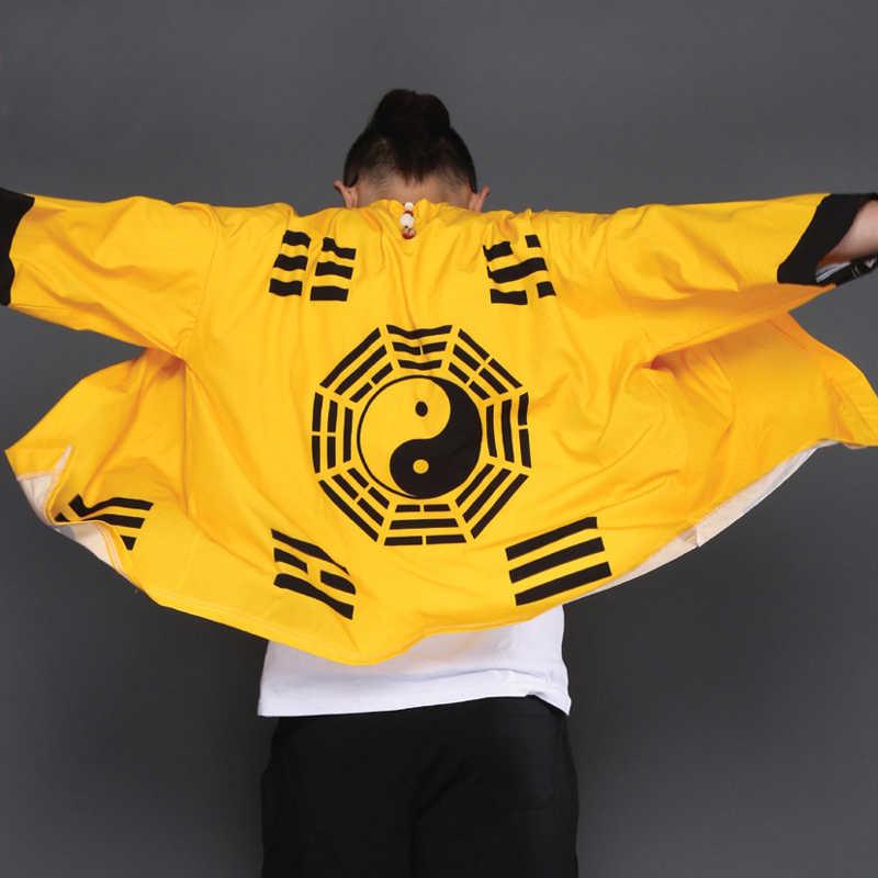 2b554fe60e099 Wudang Taoist Robe Tai Chi Uniform Chinese Kung Fu Clothing Maoshan ...