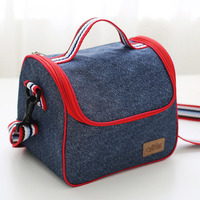 1 Pcs Picnic Bags Outdoor Portable Large Women Men Kids Oxford Waterproof Insulation Handbag Keep Warm