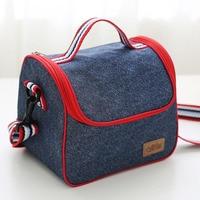 1 Pcs Picnic Bags Outdoor Portable Large Women Men Kids Oxford Waterproof Insulation Handbag Keep Warm