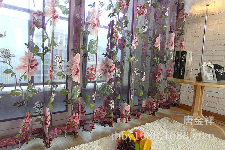 Popular Bright Curtains-Buy Cheap Bright Curtains lots from China ...