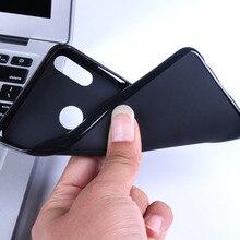 Sıcak satış Doogee Y8 X70 X55 X50 X60L BL12000 Pro BL7000 BL5000 X3 telefon kapak kılıfları silikon TPU yumuşak kabuk