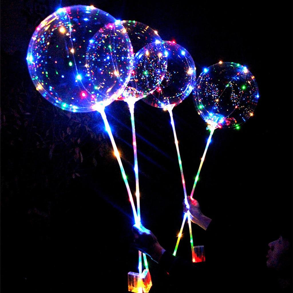Своими руками, картинка светящиеся шары