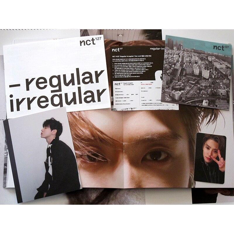NCT127 1 Regular-Irregular TO+4