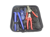 Crimp tool Kit of PV Crimper for MC3 MC4 Connector, PV cable cutter