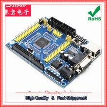 Free Shipping 1pcs ATmega128 mega128 AVR Minimum System Core Board Development Board module (C3A5) 0.13kg