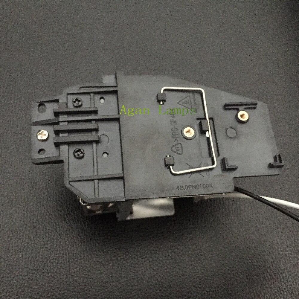 5J. J4V05.001 Projektor Ursprüngliche birne innerhalb Ersatz gehäuse für BENQ EP4725D/EP5825BD/MW851UST/MX850UST/MW85projector