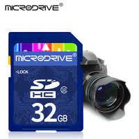 Hohe Geschwindigkeit Kamera Speicher Karte Class 10 Sd-karte 64GB 128GB SDXC 8GB 16GB 32GB SDHC UHS-1 cartao sd Kostenloser Versand