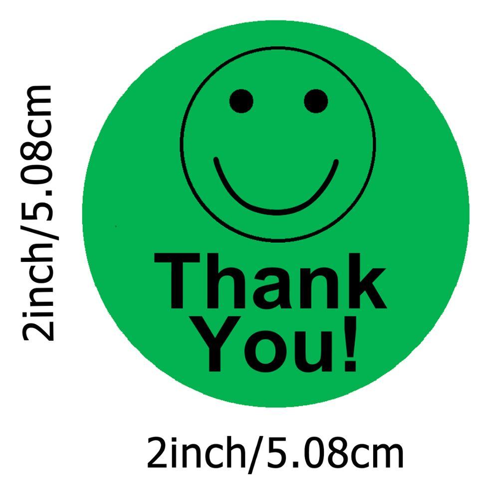 Fabricante promoção obrigado você smiley rosto feliz