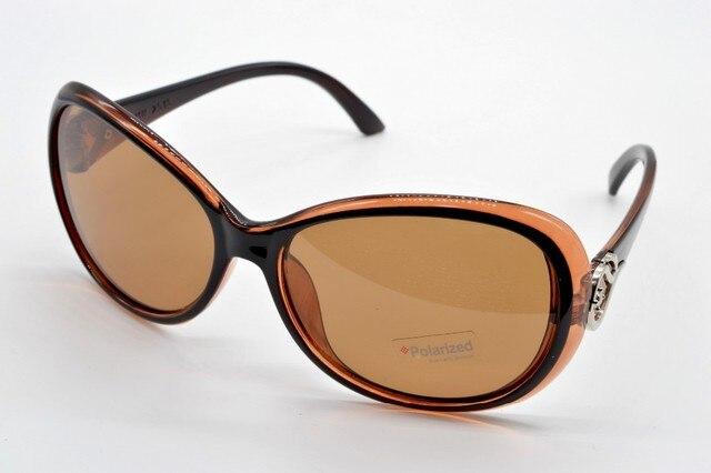 Borboleta clássico bordas grossas senhora marrom estilista compras partido  óculos de sol tac uv400 polarizada óculos a2aab11d44