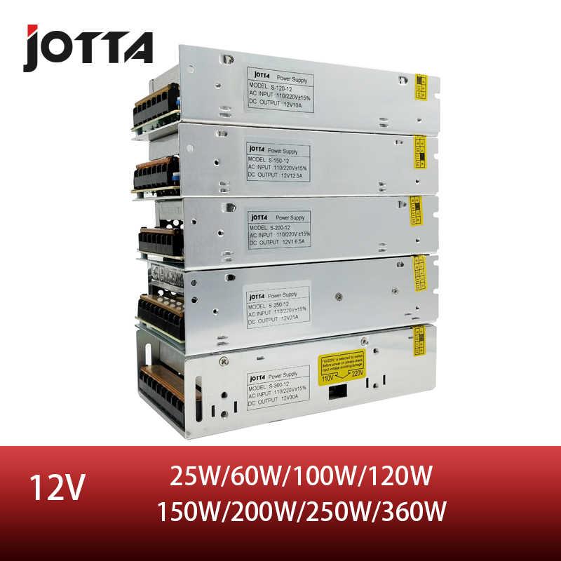 Бесплатная доставка; 12V 180W ~ 200W ~ 250W ~ 350W ~ 360W Светодиодный импульсный источник питания 12 В источник питания 12 В источник питания светодиодный