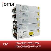 FreeShipping 12V 180W~200W~250W~360W LED Transformer Power Supply Switch Adapter AC 110V-220V TO DC