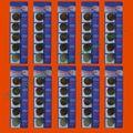 50 шт.  литиевые батареи CR2330 3 В  доставка авиапочтой