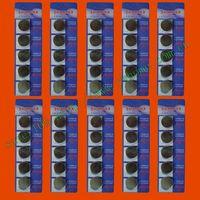 50 PCS BATERIAS DE LÍTIO CR2330 3 V ENVIAMOS por correio aéreo