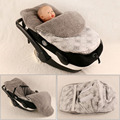 7 Styles Sleeping Bag Baby Footmuff 46*69 Cm Baby Slaapzak Baby Winter Sleeping Bag Stroller Saco Bebe Cochecito Dormir