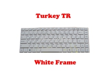 Laptop Keyboard for MSI CR420 CR460 V111822BK1 TR Turkish S1N-3ETR311-SA0 V111822AK1 S1N-2ETR211-SA0 S1N-2EUK321-SA0 V111822GK1