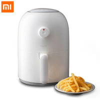 Xiaomi mijia Onemoon Small Moon Air Fryer OA1 Air Fryer Kitchen appliances No Oil Frying 220V French Fries Machine Smart home