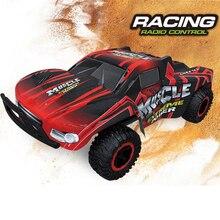 Электрический RC автомобиль 2612ak 1:16 масштаб высокая Скорость 2.4 г Дистанционное управление RC гоночный автомобиль игрушка внедорожник игрушечных автомобилей модель с перезаряжаемые Батарея