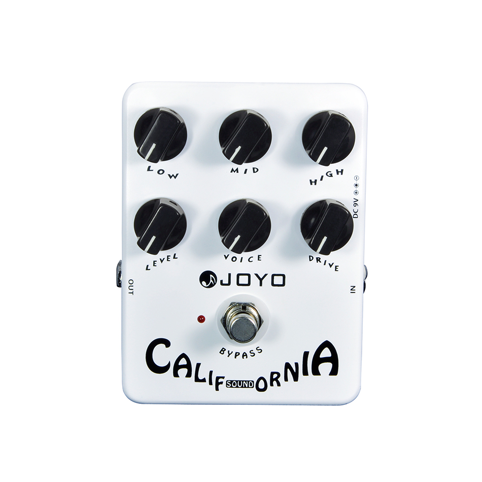 JOYO JF-15 California Sound Electric Guitar Effect Pedal Speaker simulator Effects Pedal Stompbox True Bypass