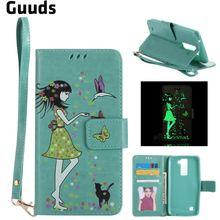 Для LG K8 кожаный чехол Световой для девочек в цветочек Cat кожаный бумажник чехол для LG K8 Бесплатная доставка