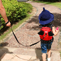 Cartoon Devil Baby Toddler Safety Harness Anti-lost Backpack Demon Strap Walker Backbag