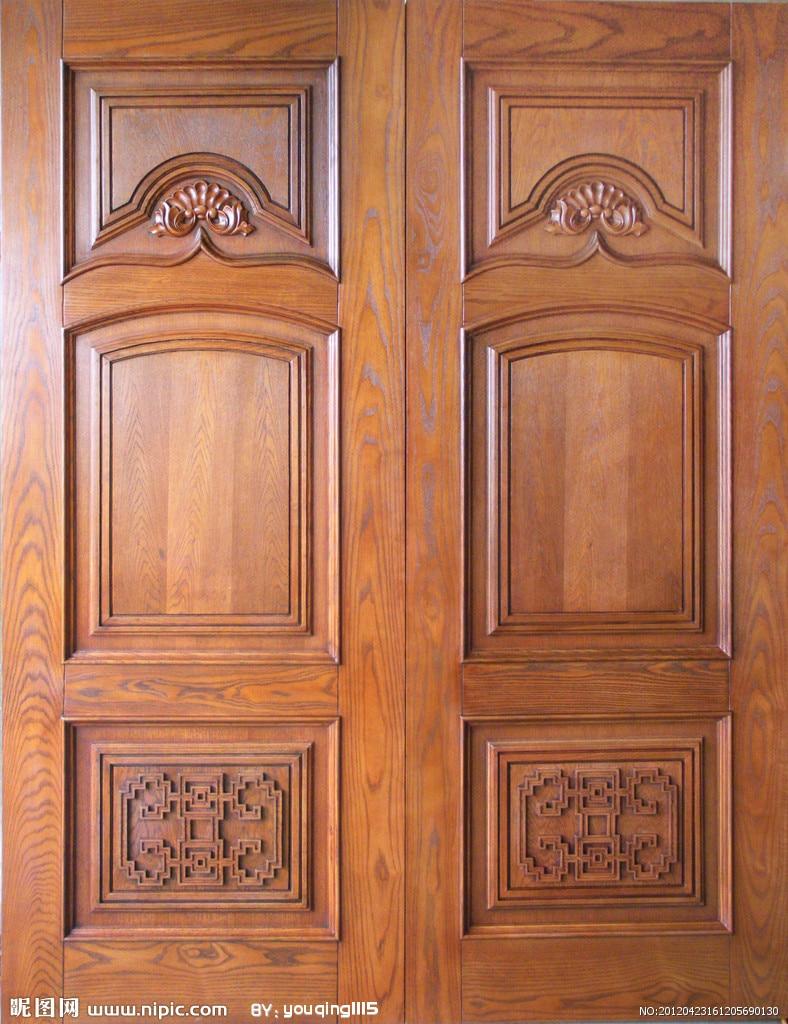 Exterior Wood Door /hand Carving Double Wood Door Design In Doors From Home  Improvement On Aliexpress.com | Alibaba Group