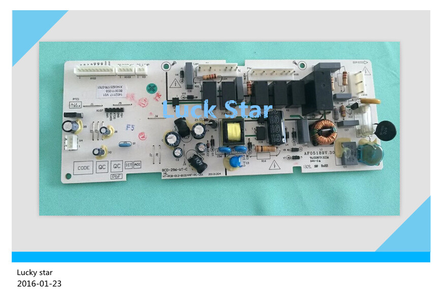 99% new for Hisense refrigerator computer board circuit board BCD-302WY BCD-301WT1452117 board good working99% new for Hisense refrigerator computer board circuit board BCD-302WY BCD-301WT1452117 board good working