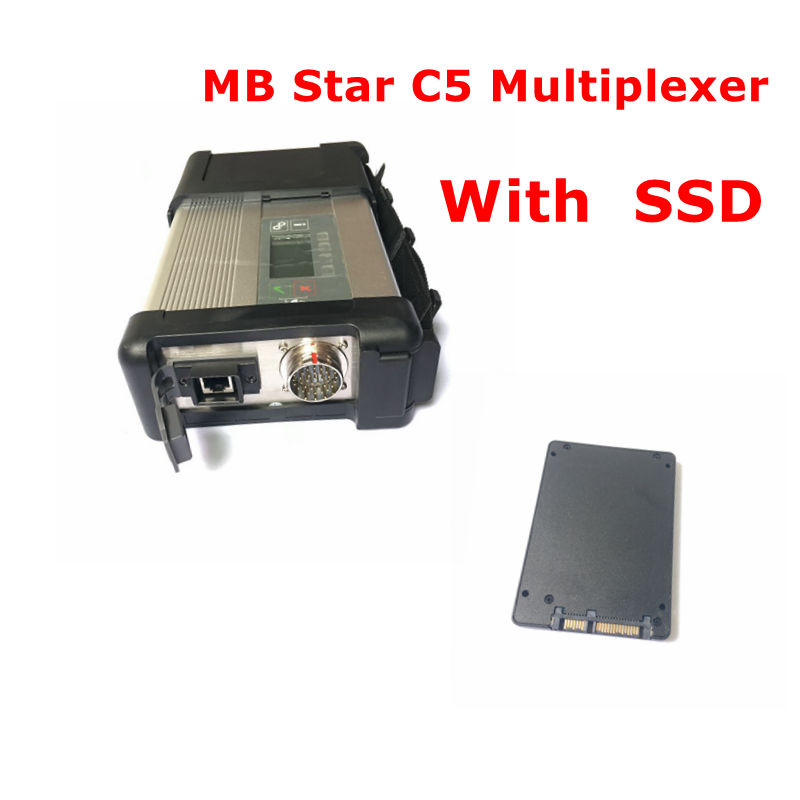 C5 Multiplexer with SSD