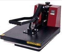Manuale maglietta trasferimento di calore macchina per la vendita t pressa di calore maglietta macchina da stampa 40X60 CM