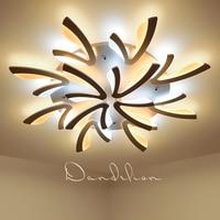 2017 Sale Lustre Acrylic Modern Led Ceiling Lights For Living Room Bedroom Dining Lamp For Home