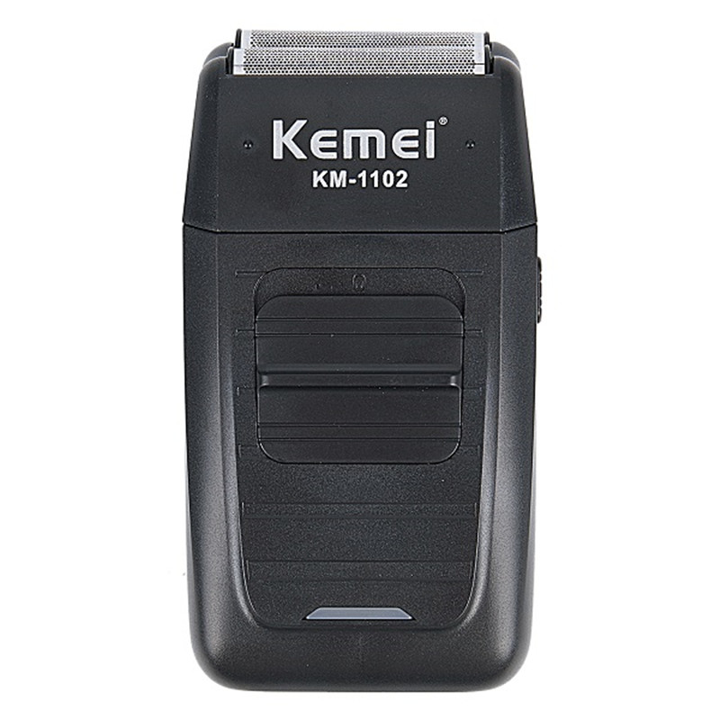 Kemei KM-1102 Rechargeable Electric Shaver for Men Face Care Multifunction Mens Strong