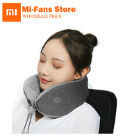 Xiaomi Mijia LF Neck Massager Pillow Neck Relax Muscle Therapy Massager Shape Car Home Infrared 3D