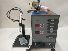 купить Spot Welder Argon Sparkl e Welding Machine 150A repairing metal spectacle frames  jewelry equipments dental Soldering дешево