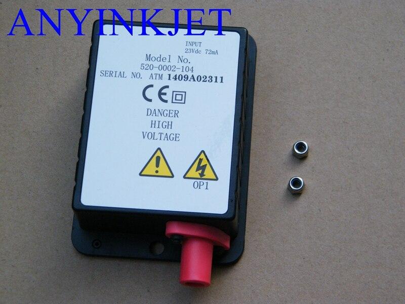 EHT blcok Willett high pressure pack WB200-0390-239 for Willett 430 460 43S 400 Series pritner for videojet willett driver rod assy wb200 0430 141 pc1252 for willett 43s 430 460 printer