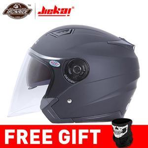 JIEKAI Helmet Motorcycle Open