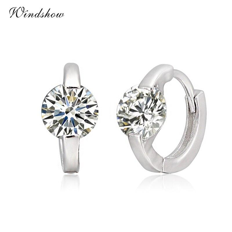online get cheap diamond earrings baby. Black Bedroom Furniture Sets. Home Design Ideas