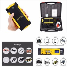 JKCOVER Multifunction Car Jump Starter High Qulity Power Bank 18000mAh Emergency Diesel Battery Portable Booster Starting