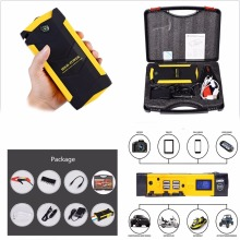 JKCOVER Multifunction Car Jump Starter High Qulity Power Bank 18000mAh Emergency Diesel Battery Portable Booster Starting Device